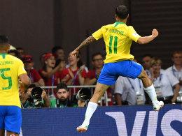 Zuber verzückt die Nati - Coutinho zauberhaft