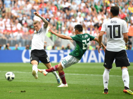 Auftakt verpatzt: Lozano bestraft schwache DFB-Elf