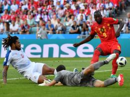 Doppelter Lukaku zwingt Panama in die Knie