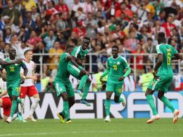 Cionek und Niang lassen Senegal jubeln