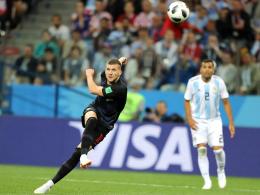 3:0! Kroatien im Achtelfinale - Messi & Co. vor dem Aus