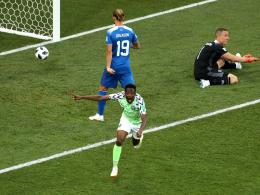 Musa knackt das Island-Bollwerk