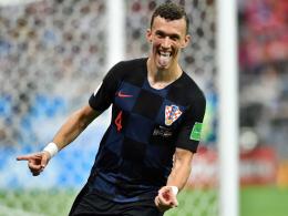 Perisic sorgt für Kroatiens dritten Sieg - Island raus