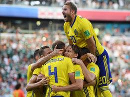 Gruppensieger! Schweden zieht ins Achtelfinale ein