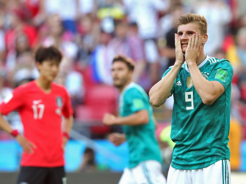 Südkorea Deutschland 20 Weltmeisterschaft Saison 2018 3