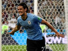 Matador Cavani führt Uruguay ins Viertelfinale