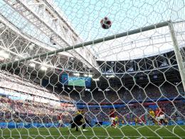 Forsberg schießt Schweden ins Viertelfinale