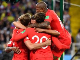 Viertelfinale - Historisches England bezwingt Elfer-Trauma