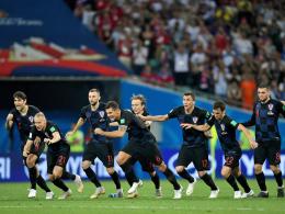 Rakitic schießt Kroatien vom Punkt ins Halbfinale