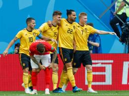 Meunier und Hazard schießen Belgien auf Rang drei