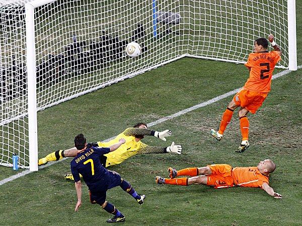Spielanalyse Niederlande Spanien 01 Finale