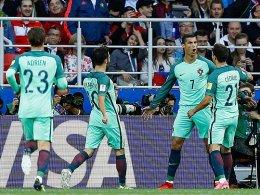 CR7 rettet Portugal - Nächstes Comeback von Mexiko