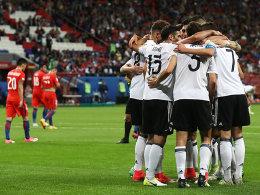 Gegen Südamerika-Meister Chile: DFB-Elf gelingt 1:1