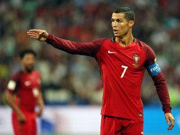 Zwillinge: Ronaldo verzichtet auf Spiel um Platz drei