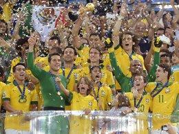 Auf dem Confed-Cup-Sieger lastet ein WM-Fluch