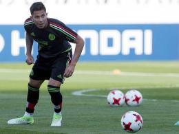 Neu-Frankfurter Salcedo: Keine Angst vor Ronaldo