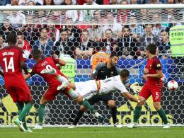 Portugal patzt, Mexiko zufrieden - Vidal rettet Chile