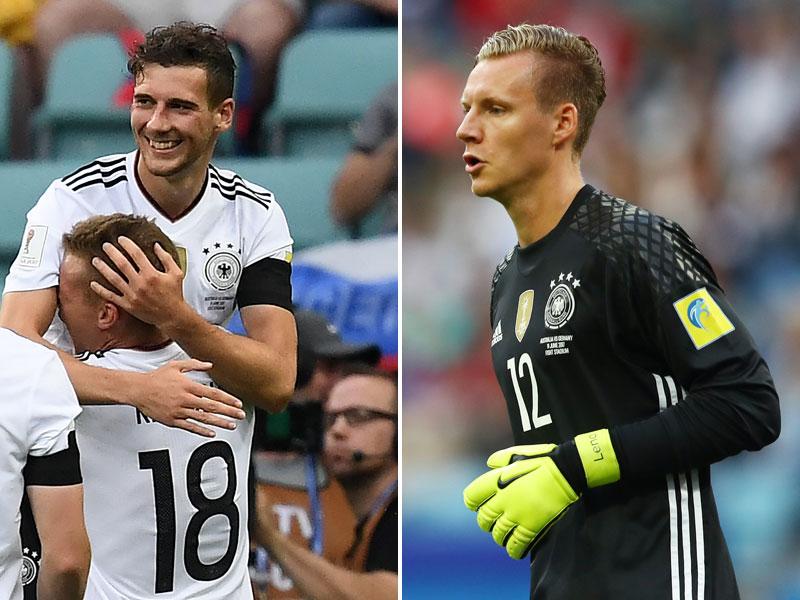Sieg zum Confed-Cup-Auftakt für Fußball-Weltmeister Deutschland