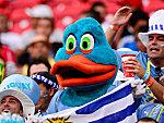 Fans Uruguays