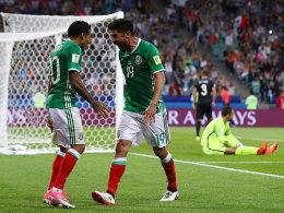 Peralta befördert Neuseeland aus dem Turnier