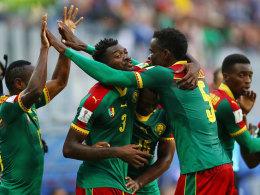 Socceroos sichern Punkt: Milligan kontert Zambo