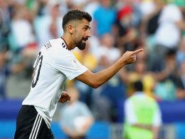 Demirbay ballert Deutschland zum Gruppensieg
