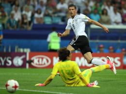 Goretzkas Doppelpack schickt Deutschland ins Finale