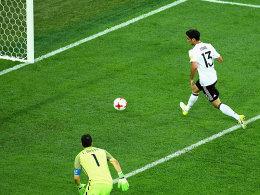 Stindl schießt DFB-Team zum Confed-Cup-Gewinn