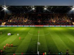 WM-Stadion in Dresden