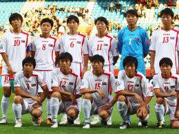 Team Nordkorea