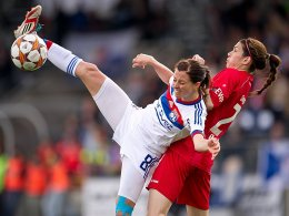 Lotta Schelin gegen Alexandra Singer