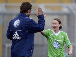 Ralf Kellermann und Conny Pohlers