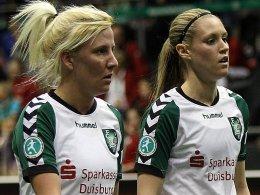 Es soll weitergehen beim Frauen-Bundesligisten aus Duisburg.