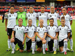 Ein Punkt reicht zum Gruppensieg: die deutsche Frauen-Nationalmannschaft trifft heute auf Norwegen.