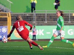 Caroline Hansen gegen Ingrid Hjelmseth