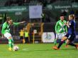 Siegtreffer: Caroline Hansen trifft zum 2:1 f�r Wolfsburg gegen Stabaek.