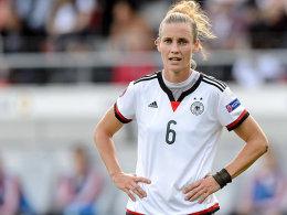DFB-Team: Laudehr f�llt aus, Kerschowski r�ckt nach