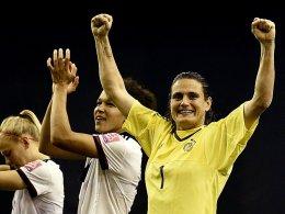 Angerer und Sasic bei Weltfu�ballerin-Wahl in Top Ten