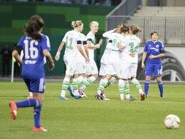 VfL zieht souver�n ins Viertelfinale ein