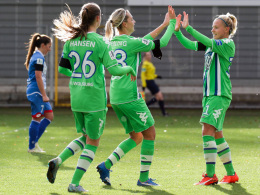 VfL Wolfsburg festigt Rang zwei - Doppelpack von Goe�ling