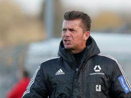 Ist ab sofort nicht mehr Trainer in Frankfurt: der Engländer Colin Bell.
