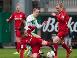 Wullaert rettet Wolfsburg einen Punkt