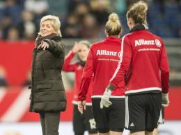 DFB-Frauen zur Standortbestimmung in �bersee