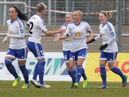 Frankfurt gewinnt - Wolfsburg dreht R�ckstand