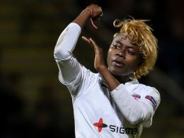 Rassismusvorw�rfe: UEFA ermittelt gegen FFC Frankfurt