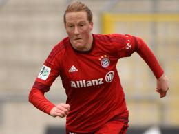 Bayern-Kapit�nin Behringer bleibt an Bord