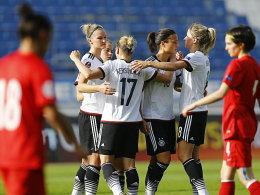 Kerschowski f�hrt DFB-Frauen zum Sieg in der T�rkei