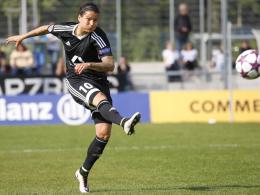 Marozsan wechselt von Frankfurt nach Lyon