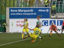 Wolfsburg wahrt Abstand auf 1. FFC
