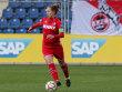 Kehrt wieder nach sieben Jahren wieder nach Duisburg zur�ck: Offensivspielerin Yvonne Zielinski.